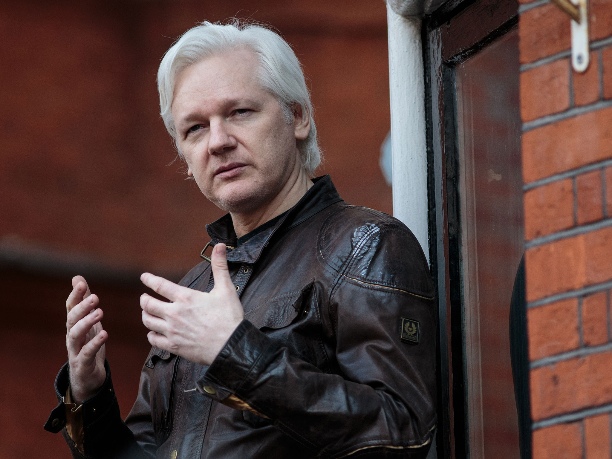 WikiLeaks founder Assange now out of reach