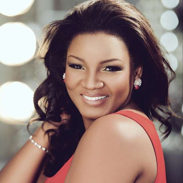 """Omotola reflects on her blessings, says """"I earn royalties in $$$…"""""""