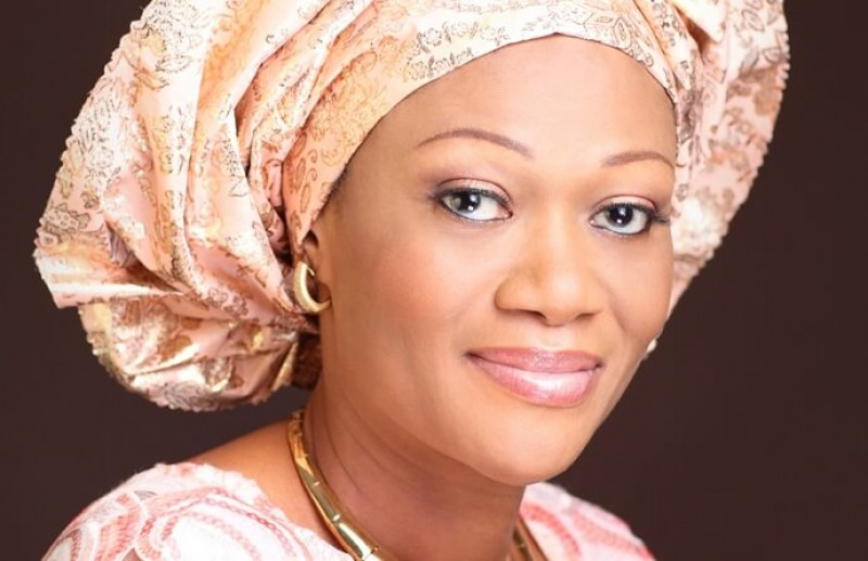 Remi Tinubu urges FG to declare public holidays for collection of PVCs