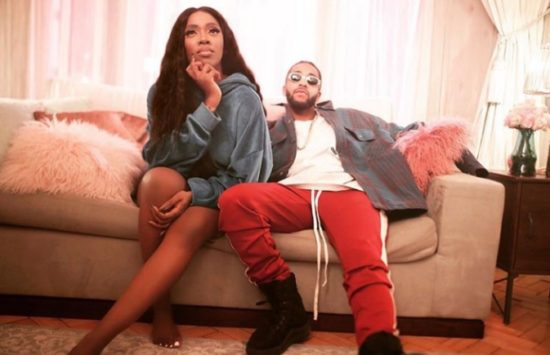 Audio: Tiwa Savage pairs with American singer Omarion for 'Get It Now'