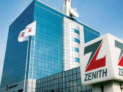 Zenith bank's improved PBT of N232 billion excites shareholders, with dividend offer of n2.80 per share