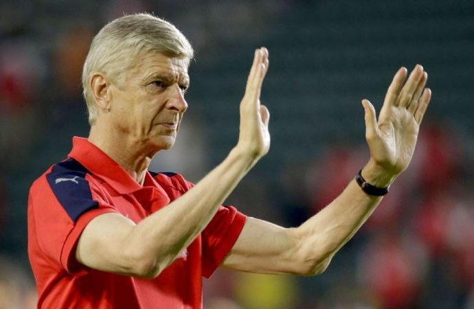 Arsene Wenger to leave Arsenal after 22-year stay