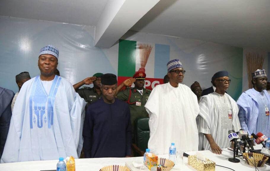 APC Convention: Buhari declares Oyegun, others not eligible to seek re-election