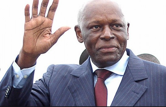 Dos Santos stands down as head of Angola ruling MPLA party