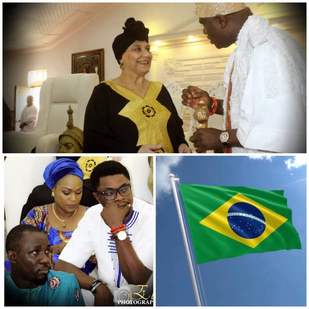 Ooni to storm Brazil with Herbal Medical Practice