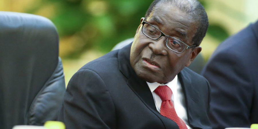 Zimbabwe parliament to summon Mugabe over diamond mining