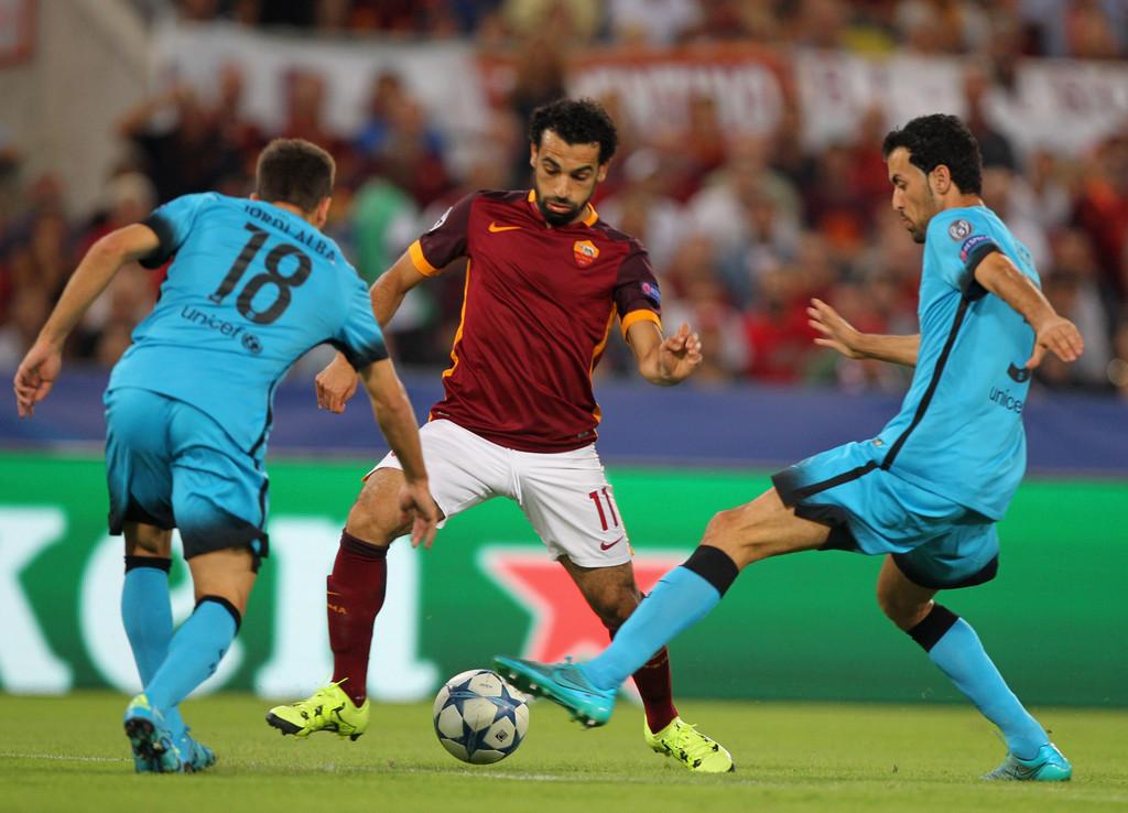 Roma bundle Barca out of UEFA champions league after sensational comeback