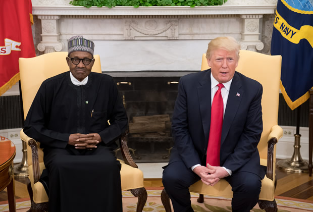 Meeting with Trump yields positive results in economy, security, anti-corruption – Buhari