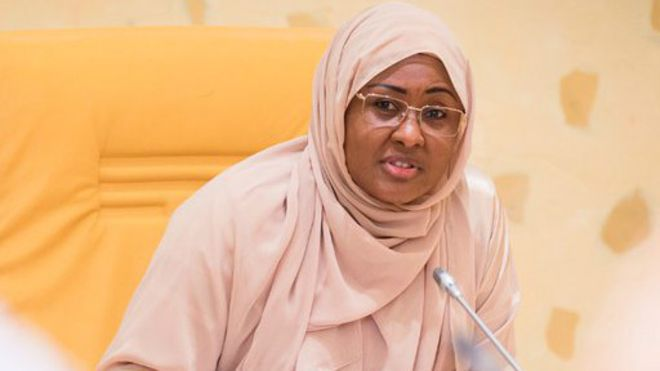 2019: Aisha Buhari promises to support all female politicians irrespective of party affiliation