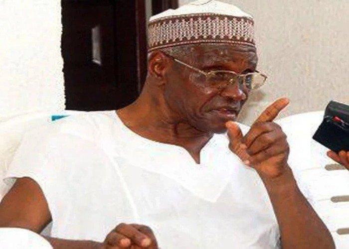 Ango Abdulahi: North ready to debate Nigeria's existence, restructuring'