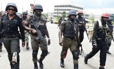 Offa Robbery Attack: Police arrest seven suspects