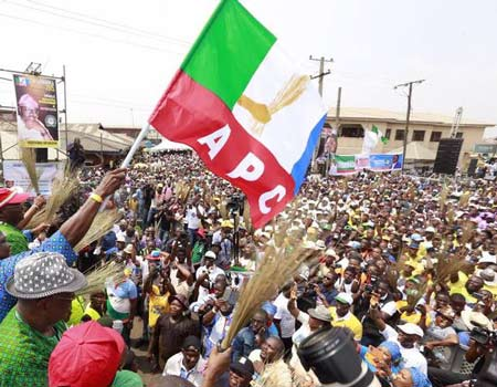 2019: Ogun APC kicks out Amosun's consensus list, adopts indirect primary