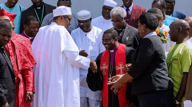 CAN leaders accused of corruption as Buhari's cash gift tears Christian leaders apart – Report