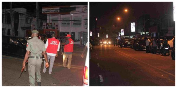 Nightclub business at risk as EFCC swoops on big spenders!
