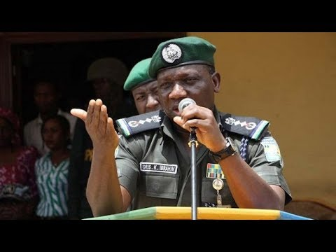 NASS Siege: IGP Idris submits report on DSS investigation to Osinbajo