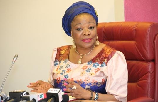 Former DSS spokeswoman, Marilyn Ogar fights for her job