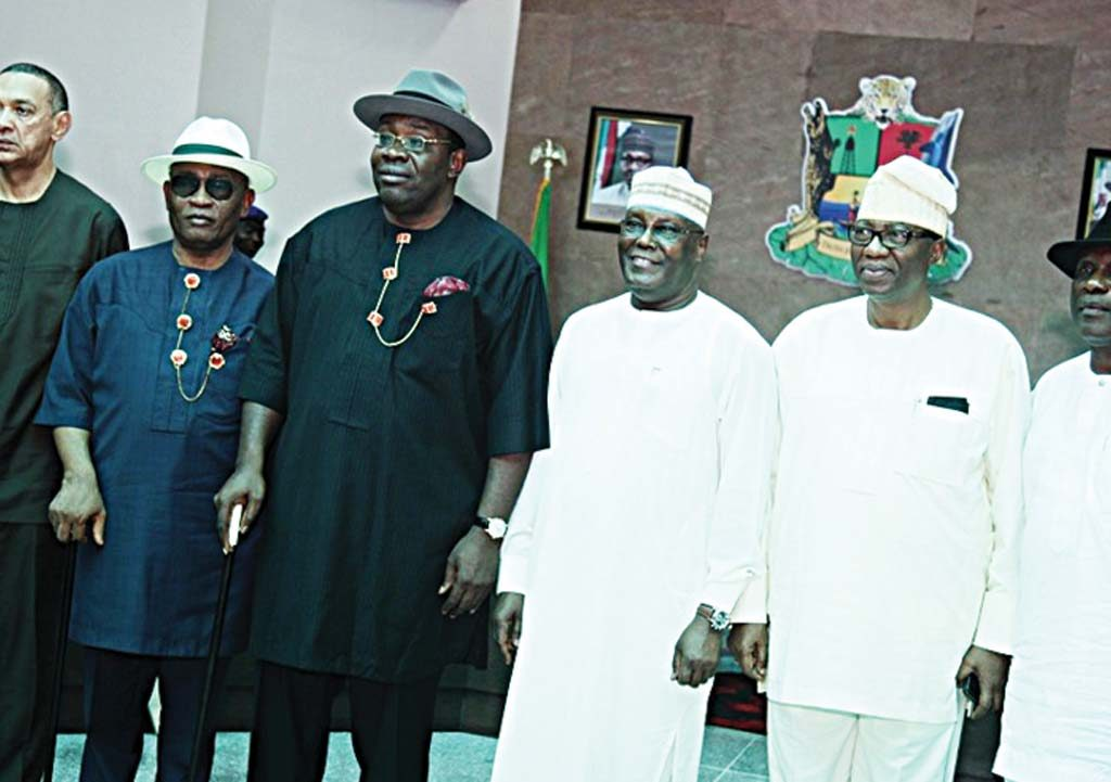 Atiku insists on restructuring, vows to fight dictatorship