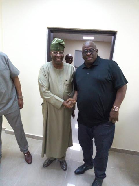 Ogun PDP: Kashamu bows, says OGD is my political leader