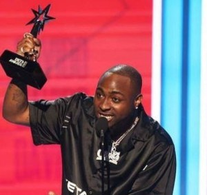 BET Awards 2018:Davido wins, urges more US-Africa collaborations