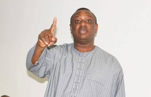 Keyamo berates PDP members, says they no longer think straight, their sins haunting them