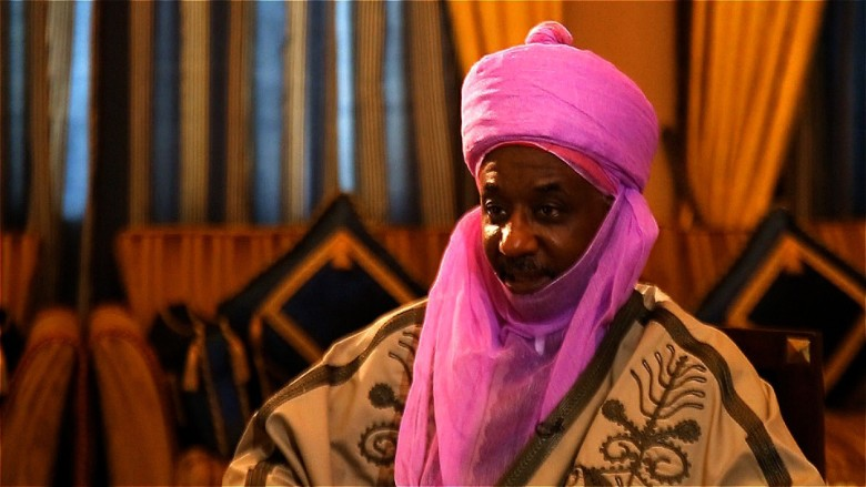 Sanusi expresses concerns, cautions politicians on tension ahead of 2019