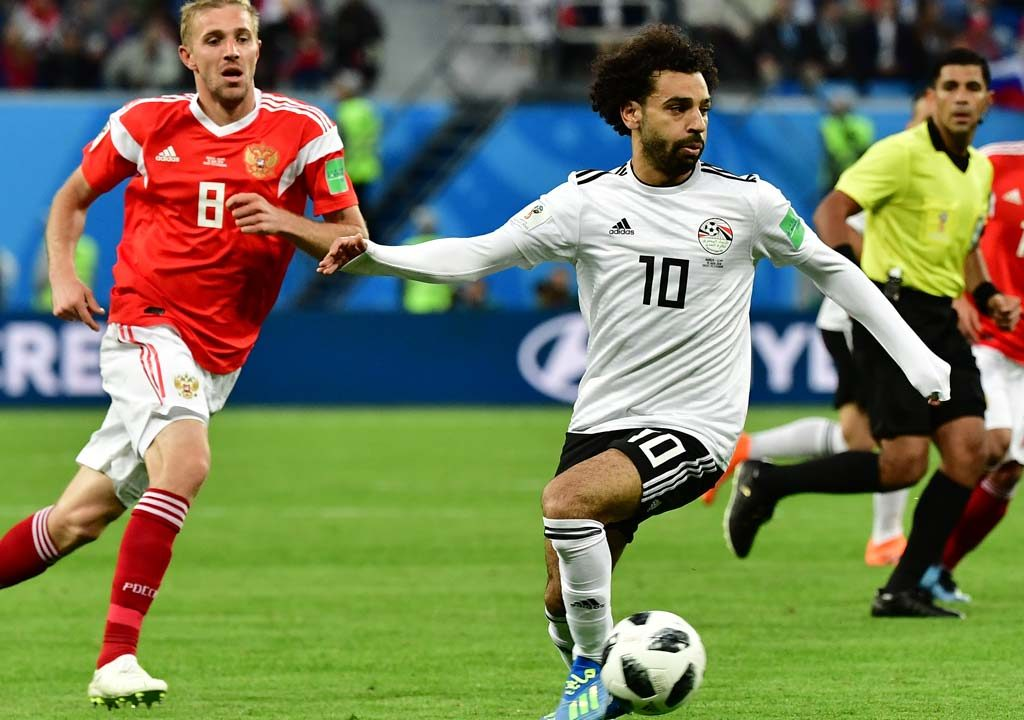 Salah's penalty not enough to save the pharaohs as Russia crush Egypt