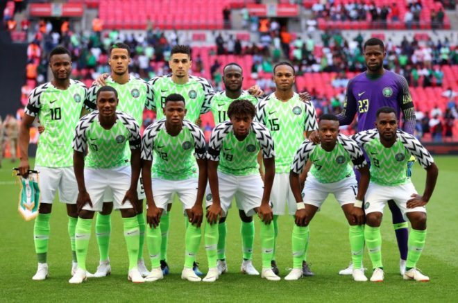 Rohr announces Super Eagles' final 23-man list for the World Cup