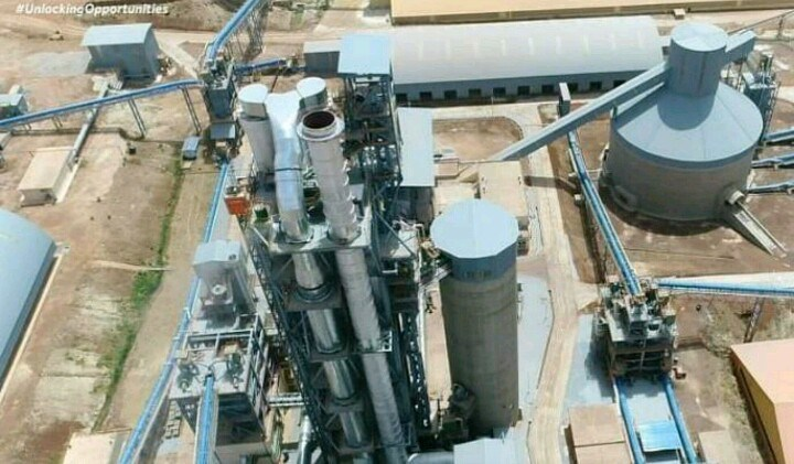 CCNN, BUA Cement Kalambiana merger propels massive economic gains