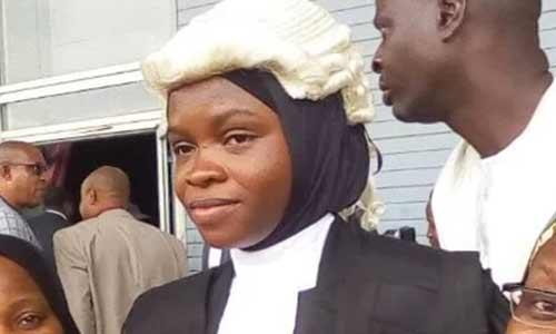 Hijab Controversy: God used me to break hijab barrier among lawyers – Amasa Firdaus