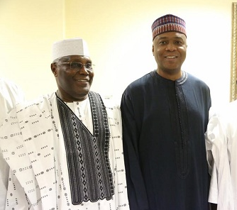 Atiku assures National Assembly of his total support on state police