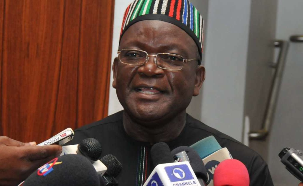 Benue Assembly Crisis: Governor Ortom says Impeachment notice null, void