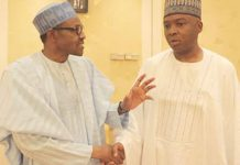 Buhari, Saraki, meet over APC crisis