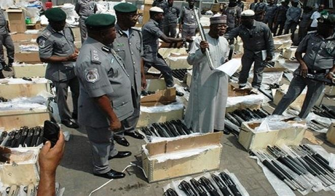 Nigeria Customs intercept another cache of ammunition at Tin-Can Port