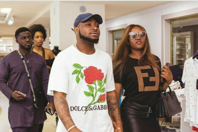Davido's girlfriend Chioma drops out of school