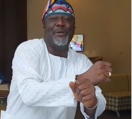 VIDEO: Melaye announces defection to PDP; Says, I suffered in APC