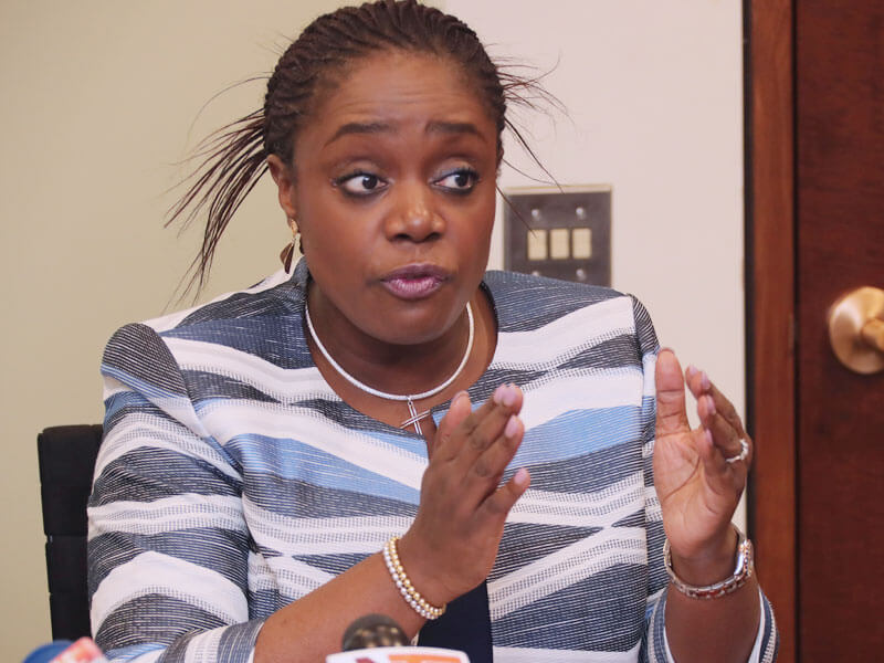 NYSC Forgery Scandal: 'You are a disgrace to our state' – Ogun PDP tells Adeosun