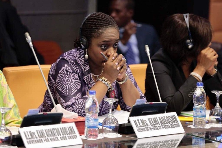 HEDA takes Adeosun's NYSC certificate forgery to court, wants IGP to probe finance minister