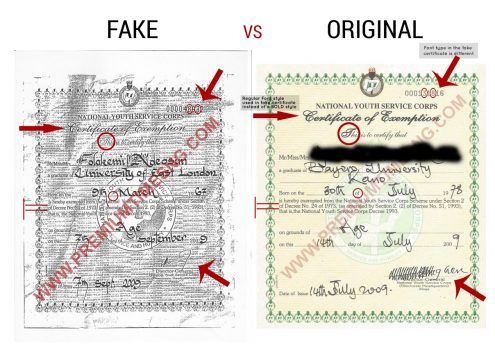 Alleged Forgery: Ex-NYSC director reveals why Kemi Adeosun's 'exemption certificate' is fake