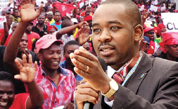 Zimbabwe Presidential Election: Chamisa claims 'resounding' win