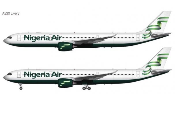 New national carrier, Nigeria Air grounded as FG suspends project indefinitely