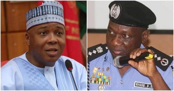 Offa Robbery: IGP summons Saraki