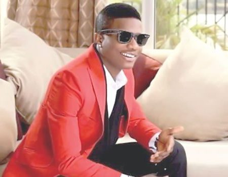 I'm Booked for 3 years – Wizkid