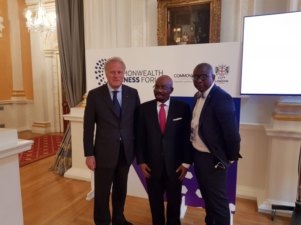 Zenith Bank Becomes Commonwealth Council Strategic Partner