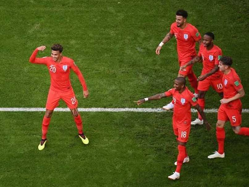 England set up Croatia World Cup semi as Russia crash out