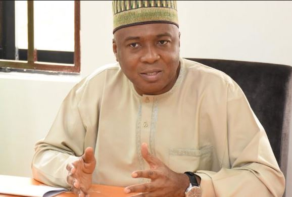 Saraki's 2019 presidential 'consideration not declaration' – Aide