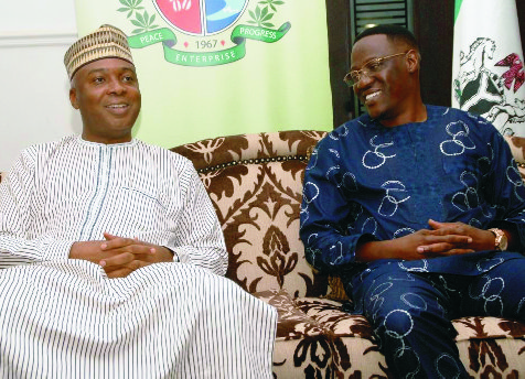 Developing Story: EFCC investigating Saraki, Ahmed over N17bn Kwara bond