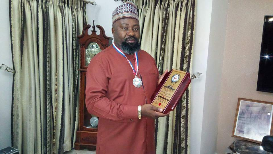 Lagos Prince Ademola Eletu becomes Grand Patron of Islamic Movement
