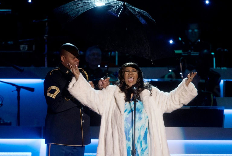 'A rare treasure': outpouring of tributes to Aretha Franklin