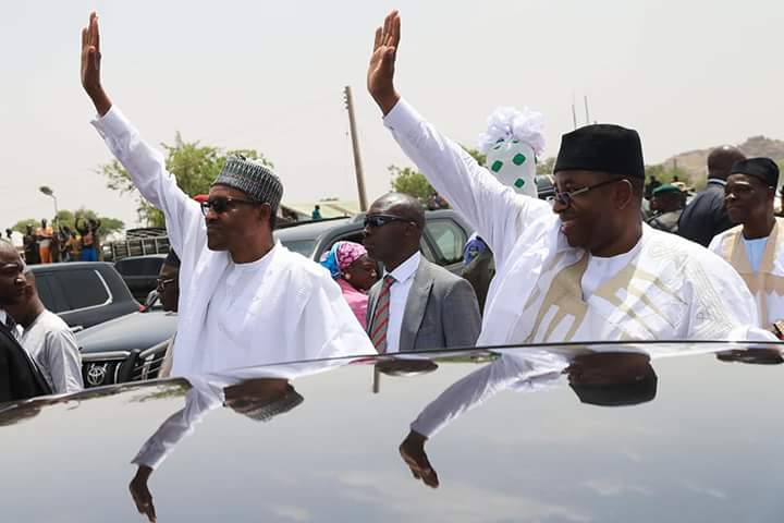 Buhari says defectors from APC to PDP are bad eggs