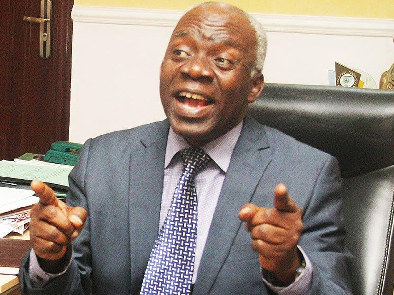 Forget plans to impeach Saraki, Falana tells APC
